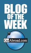 Africa or Bust! awarded GoAbroad.com's Blog of the Week