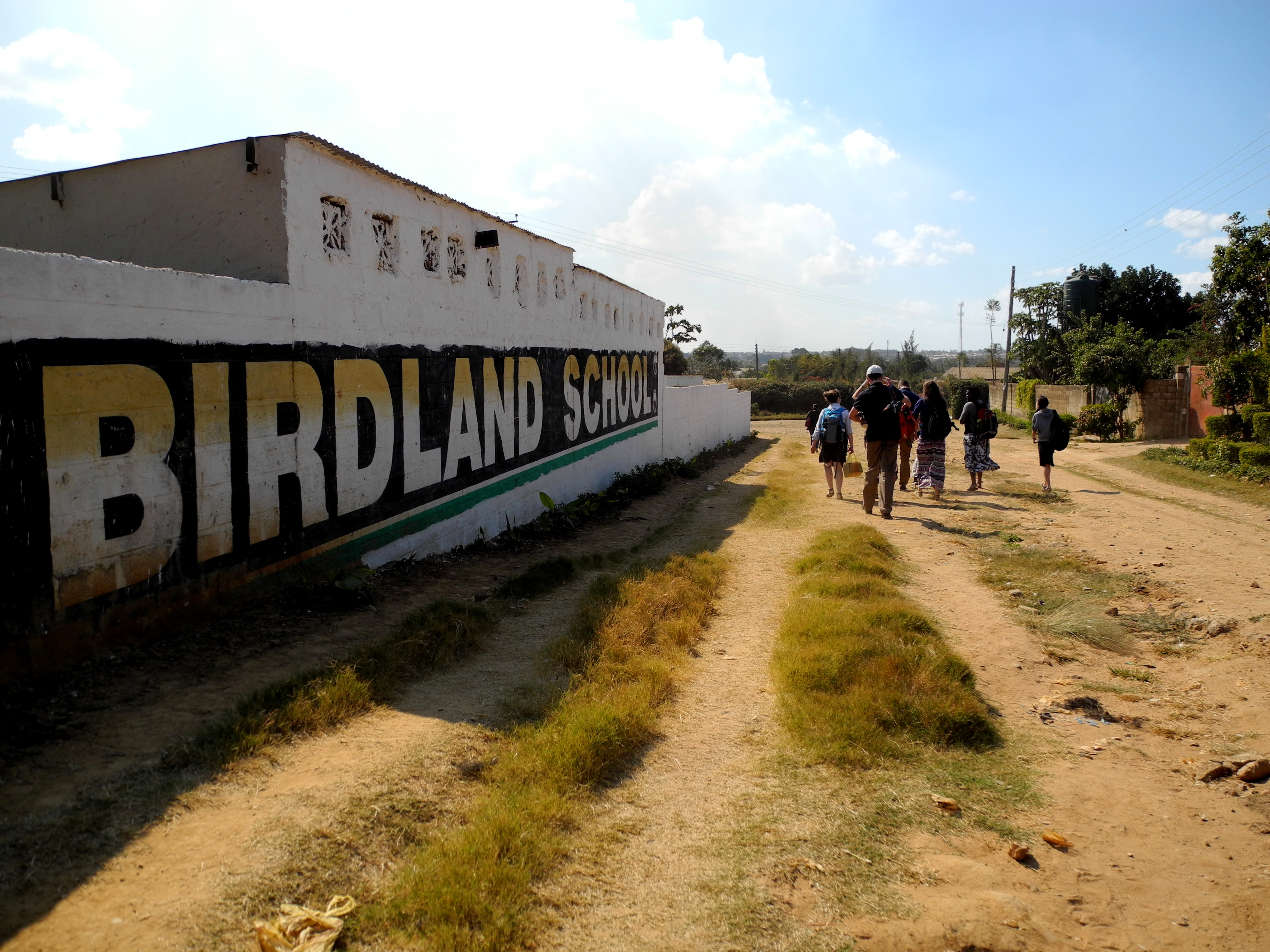 Birdland School. (Photo courtesy Leora Radman and SAAS-ZC.)
