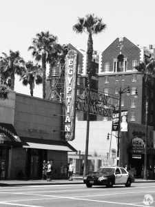 The Egyptian Theater, Hollywood, CA