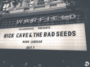 The Warfield Theater, San Francisco, CA