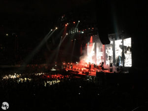 The Cure in concert at Palau Sant Jordi (26.11.2016)