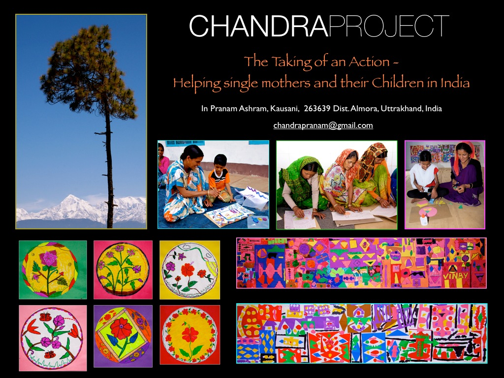 For more information on the Chandra Project, please contact: Bruce Colin (bcolinphotography@verizon.net) or Prema Behen Joshi (chandrapranam@gmail.com).