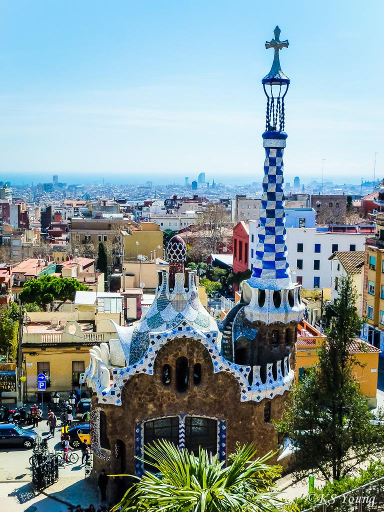 Barcelona By Sights - Park Güell • kimpluscraig.com
