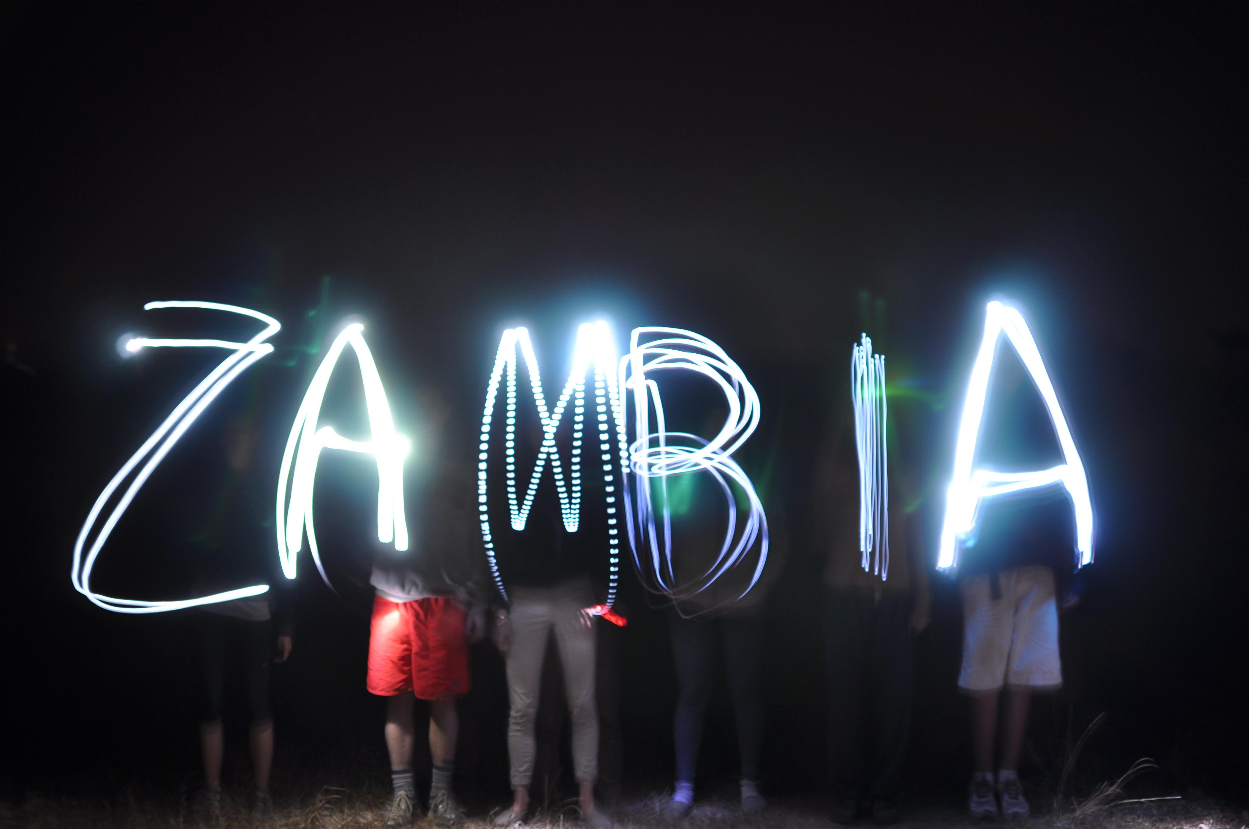 Zambia! (Photo courtesy Tommy Adams and SAAS-ZC.)