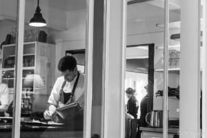 Chef Blaine Wetzel