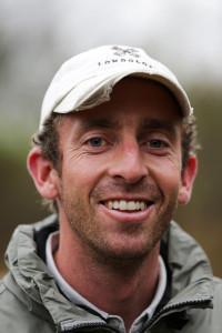 Ranger Adam Bannister. (Photo courtesy Adam Bannister.)