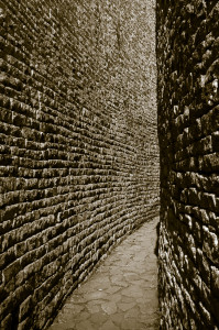 The Parallel Passage at Great Zimbabwe Ruins
