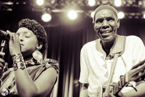 Oliver Mtukudzi + The Black Spirits