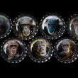 The Cle Elum Seven: Burrito, Foxie, Jody, Annie, Jamie, Missy, Negra