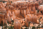 Just a few of Bryce's amazing hoodoos