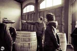 Descregut Winery tour