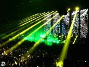 The Cure in concert at Palau St. Jorid, 26-Nov-2016