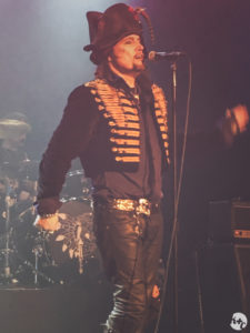 Adam Ant - Live at Neptune Theatre (03.02.2017)